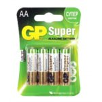 Батарейка GP Super LR3 (AAА, 1.5 В, упак. 5шт., тип: щелочная)