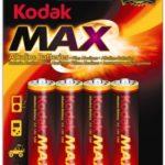 Батарейка Kodak LR6 (AА 1,5 В упак 40шт тип щелочная)