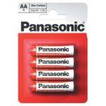 Батарейка Panasonic LR3 (AАA, 1.5 В, упак. 60шт., тип: щелочная)
