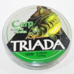 Леска Carp Triada 0.14mm 2.7kg 100m 10шт.