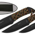 Ножи метательные  M012-67N3D