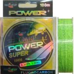 Леска Carp Power 3D light green